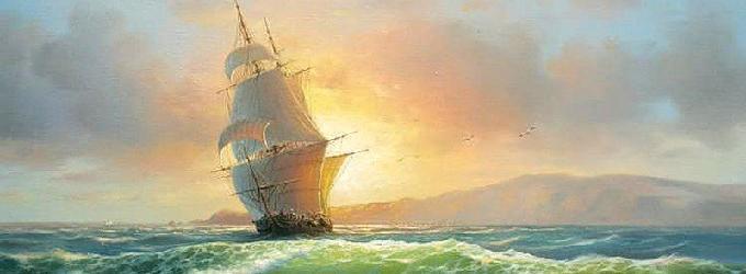 Морская баллада - жизньприключениямистикадружбалюбовь, жизнь, романтика