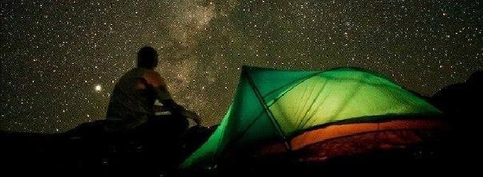 С палаткой и рюкзаком каждый город - дом