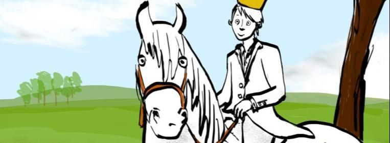 принцам на белых конях