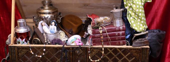 Сказки из старого чемодана