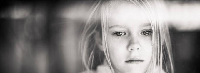 Девочка плакала