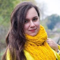 Натали Зеленоглазая
