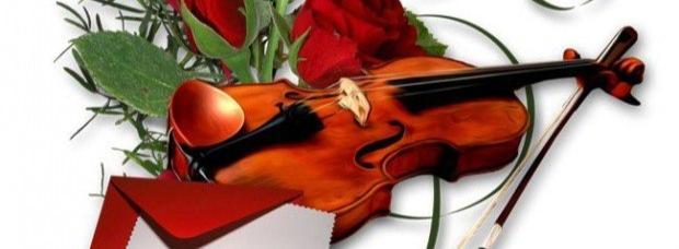 Женщина - как скрипка