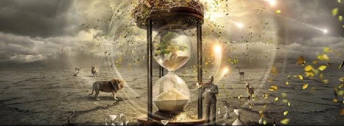 Часики с песком (память времени)