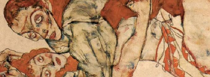 Рисунок Шиле