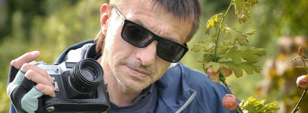 Осенний блюз - фотограф, осень, философия