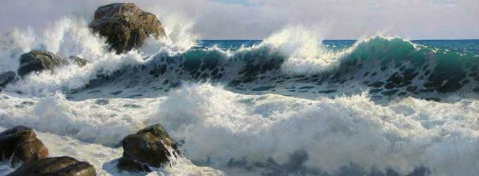 Море и берег