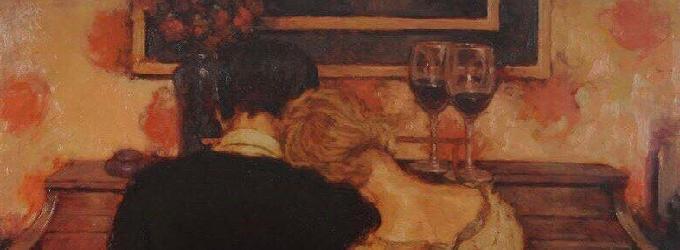 Прощай! - прощание, вино, о любви