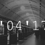 Памяти жертв теракта в Питерском метро 030417