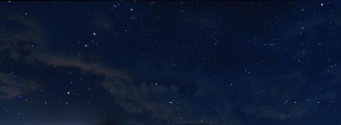 Моя душа на всех попутных звездах