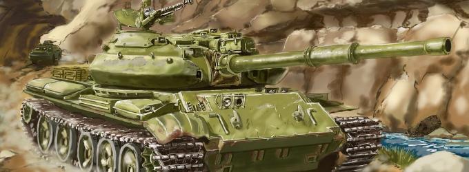 Весенний танк