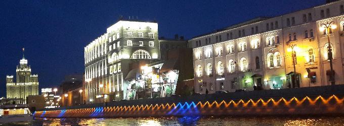 БЕЛЫЕ НОЧИ (в Москве) - москварека,бессонница,белыеночи,прогулки,ночныепрогулки