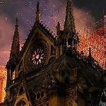 Пламя в соборе