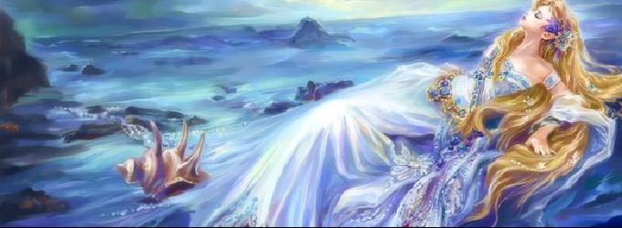 Морская королева - любовнаялирика