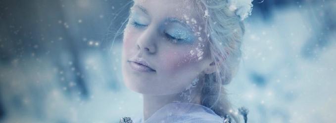 Жемчужный шлейф духов Зимы