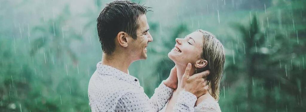 Маленькая история о любви, непогоде и других напастях