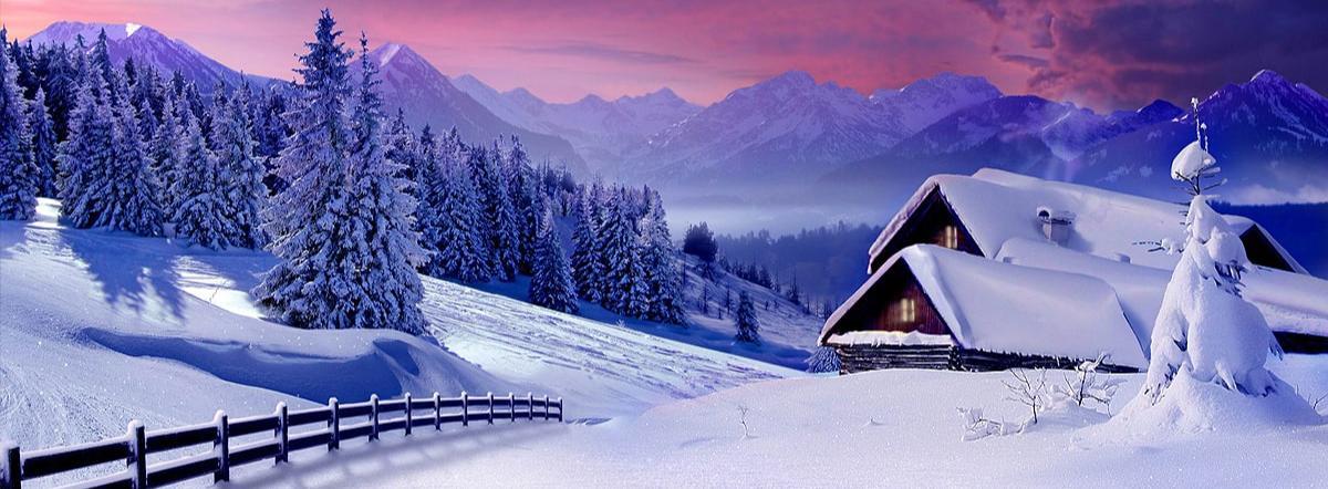 Снежный дом - сказка