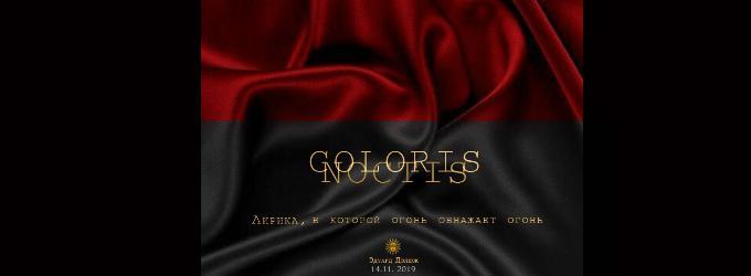 Coloris noctis - чувства, о любви, поэзия, стихи, лирика