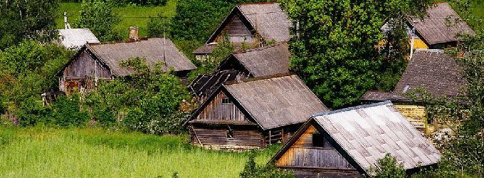Умирающие деревни