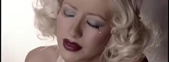 На клип Кристины Агилера - Боль