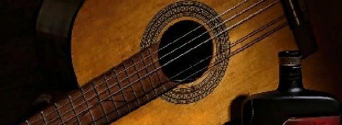 Кричала гитара - жизньлирика