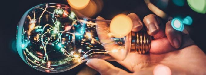 Лампочки - любовь