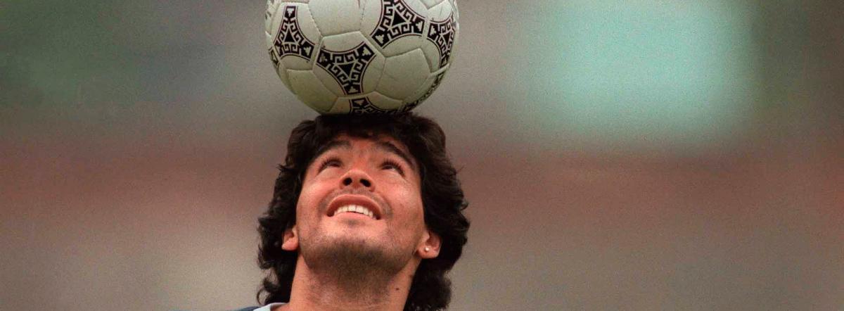 Посвящение Диего Марадоне
