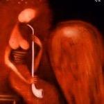 Мелодия (к картине Ролана Шубаева «Ангел»)