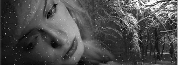 Зима лютая
