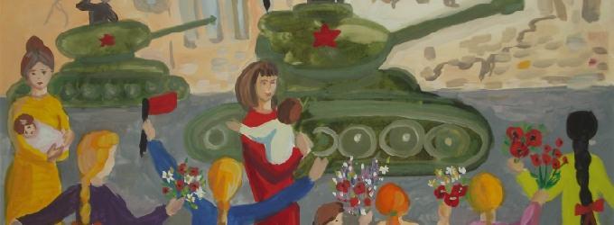 У войны не детское лицо - дети,боль,стихиовойне,овойне,война!