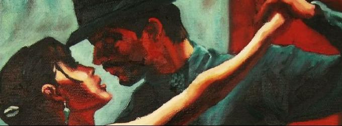 Предутреннее  танго - лирика, о любви