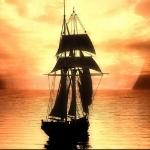 У причала нет кораблей