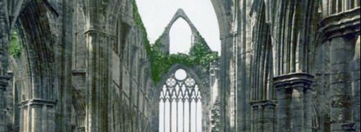 И на этом камне создам церковь... - легенда, кельты, лирика