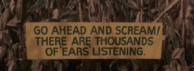 Кукуруза шепчет