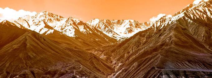 Афганистан. Безмолвие.