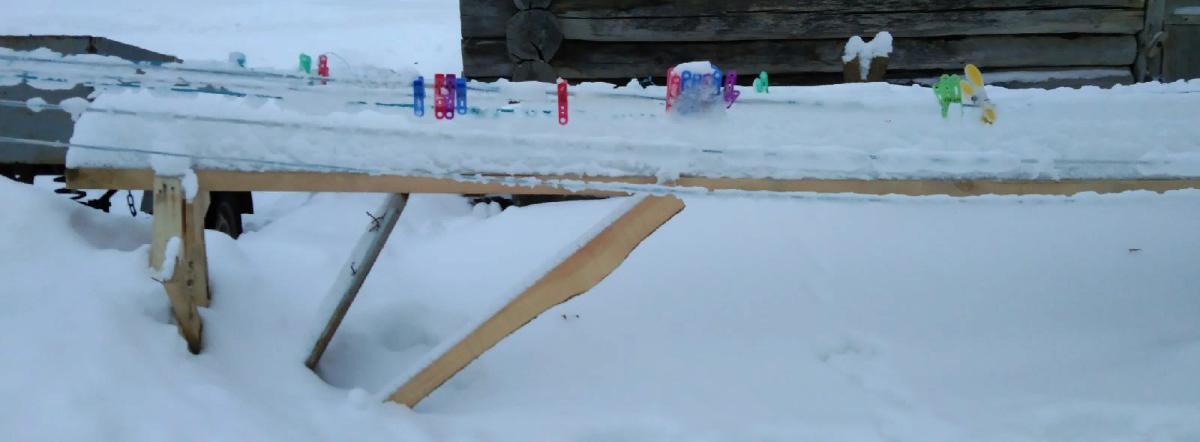 Про снег - деревня, жизнь, зима, снег, человек