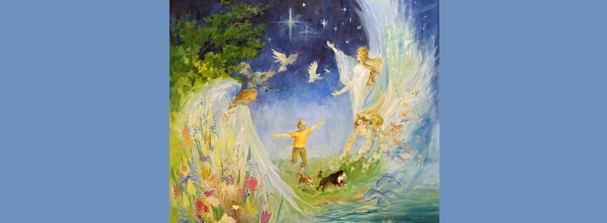 ВОСТОРГ  ЖИЗНИ - вселенная, душа, свет