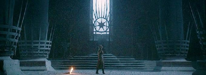 Одинокая королева
