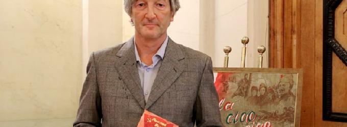 Презентация книги итальянского историка Массимо Эккли «Советские партизаны в Италии». party