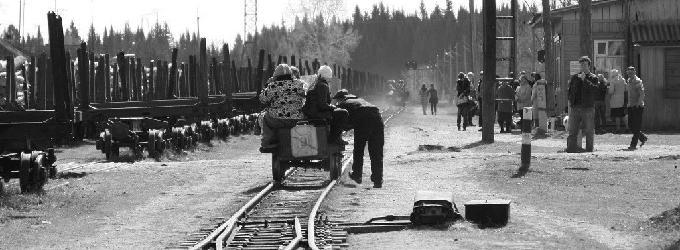 О самопальном желедорожном транспорте и не только.