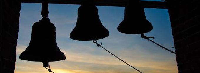 Звон колокольный