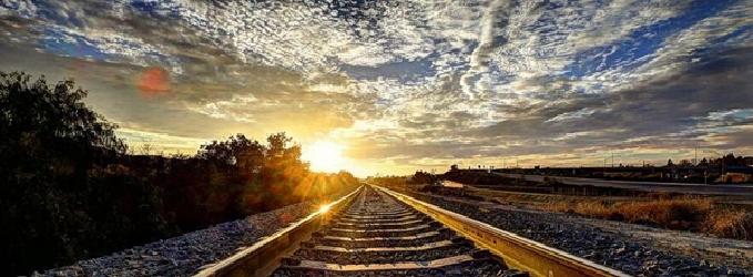 По железной дороге - неизданное