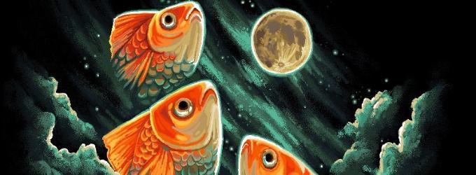 Вселенная аквариумных рыбок