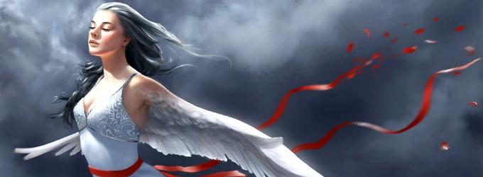 Сизокрылой птицей вьёшься Ты