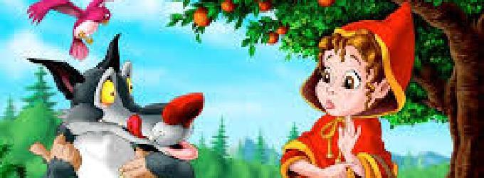 Красная Шапочка - юморпародия, шуточныестихи, юмор, детскиестихи, лирика