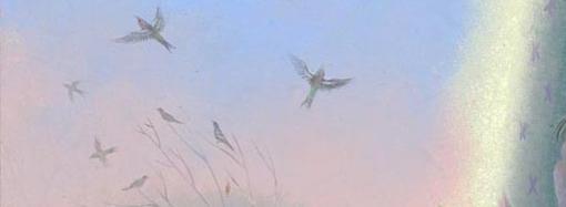 Птицекрылая весна