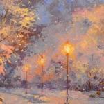 Запах первого снега