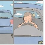 Бейби в машине