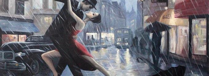 Под проливным дождем - небоюсь,осень,тыия,беззонта,дождь