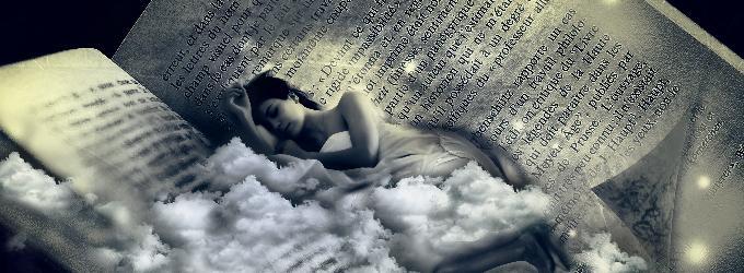Я читаю твои сновидения.